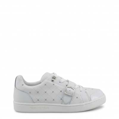 Pantofi sport Trussardi 79A00236 Alb