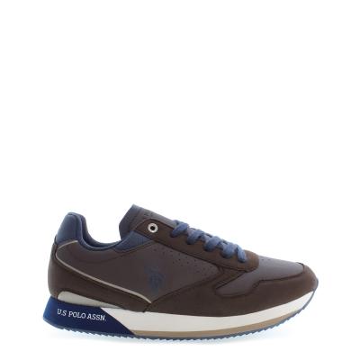 Pantofi sport U.s. Polo Assn. NOBIL003M_AYH1 Maro