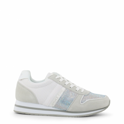 Pantofi sport Versace Jeans VTBSA1 Alb
