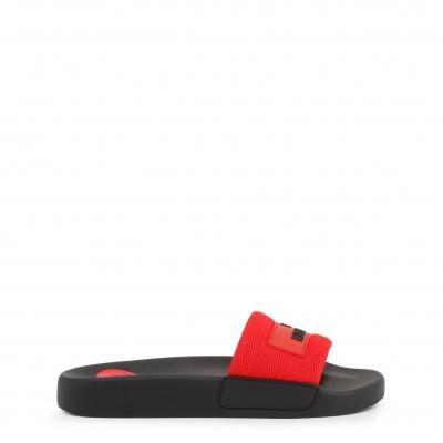 Papuci Love Moschino JA28012G1AIQ Negru