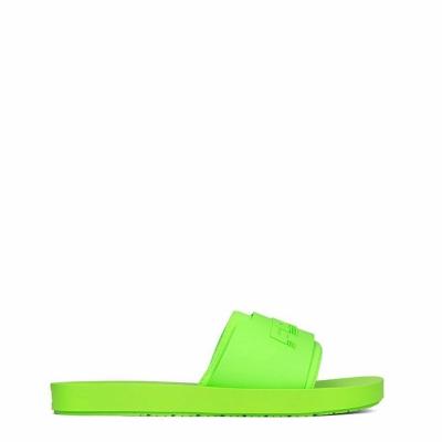 Papuci Puma 367747 Verde