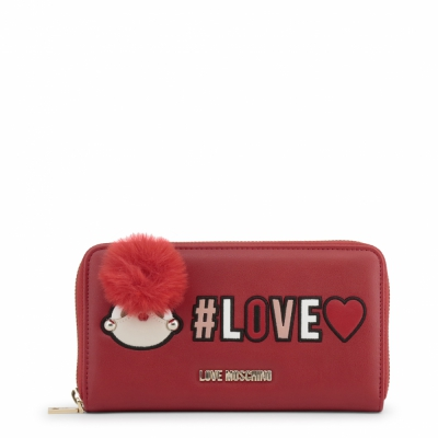 Portofele Love Moschino JC5536PP16LK Rosu