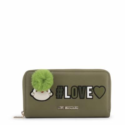 Portofele Love Moschino JC5536PP16LK Verde