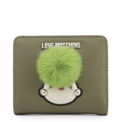 Portofele Love Moschino JC5538PP16LK Verde