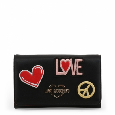 Portofele Love Moschino JC5605PP17LJ Negru