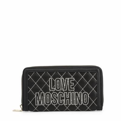 Portofele Love Moschino JC5643PP08KG Negru