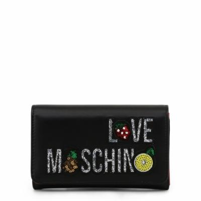 Portofele Love Moschino JC5654PP07KL Negru