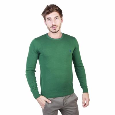 Pulovere U.s. Polo Assn. 49810_50357 Verde