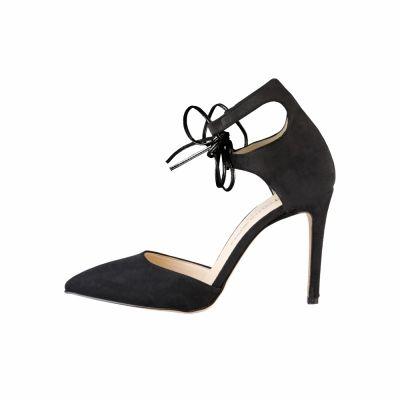 Pantofi cu toc Made In Italia BERENICE Negru