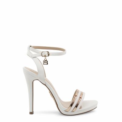 Sandale Laura Biagiotti 5466 Alb