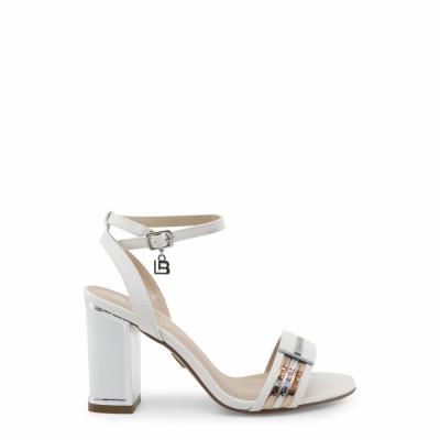 Sandale Laura Biagiotti 5519 Alb