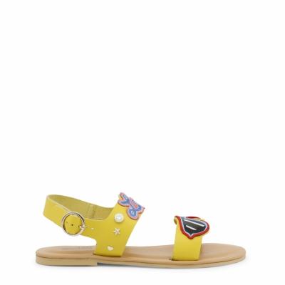 Sandale Love Moschino JA16141C15IB Galben