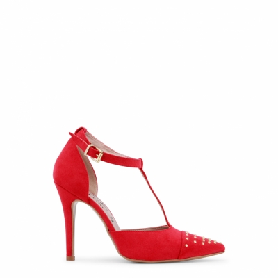 Pantofi cu toc Paris Hilton 6431 Roz
