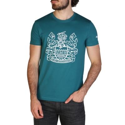 Tricouri Aquascutum QMT002M0 Verde