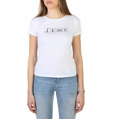 Tricouri Armani Jeans 3Y5T20_5J15Z Alb