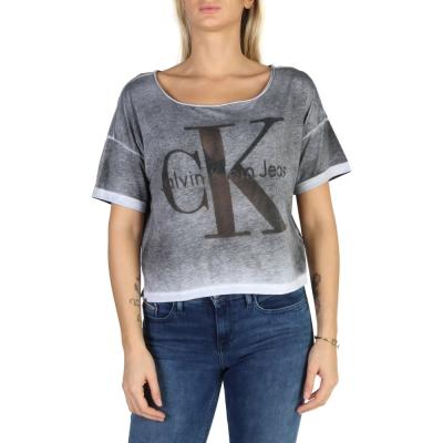 Tricouri Calvin Klein J20J200393 Gri