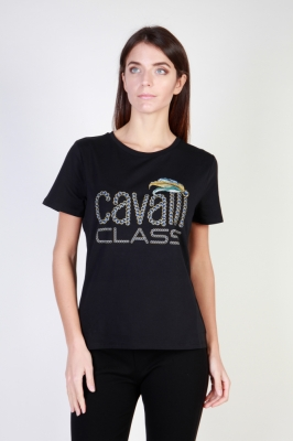 Tricouri Cavalli Class B2IQB72236641_0116 Negru