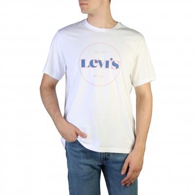 Tricouri Levis 16143 Alb