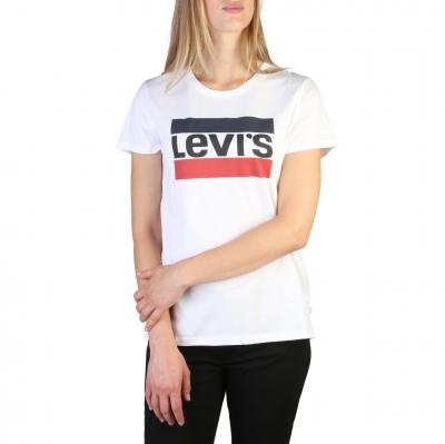 Tricouri Levis 17369_THE-PERFECT Alb