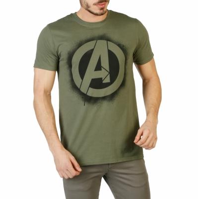 Tricouri Marvel RFMTS954 Verde