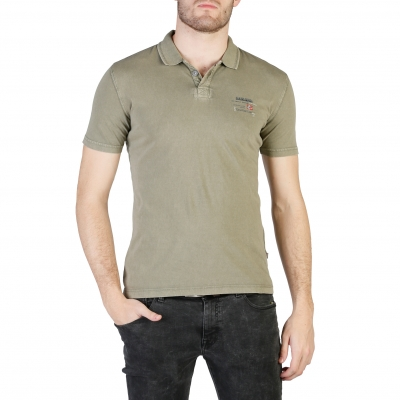 Tricouri polo Napapijri N0YHQK Verde