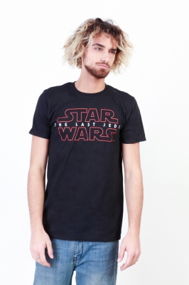 Tricouri Star Wars FBMTS132 Negru