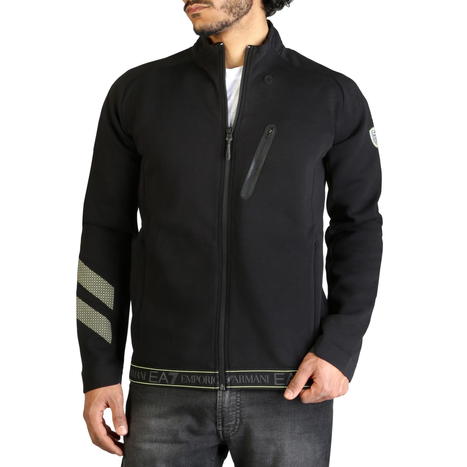 Mergi la Bluze sport Ea7 3GPM19_PJT6Z Negru