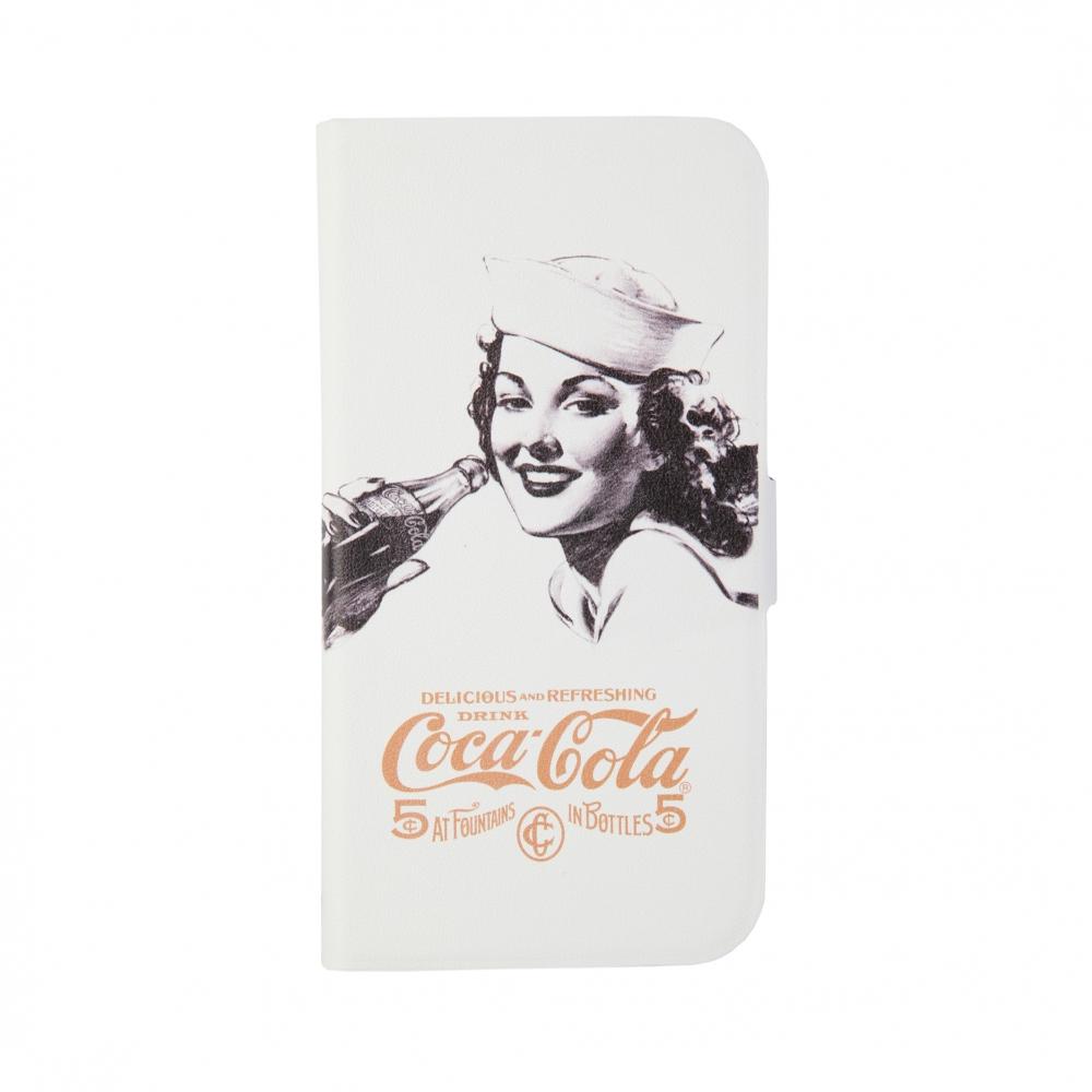 Mergi la Huse telefon Coca Cola Cover Alb