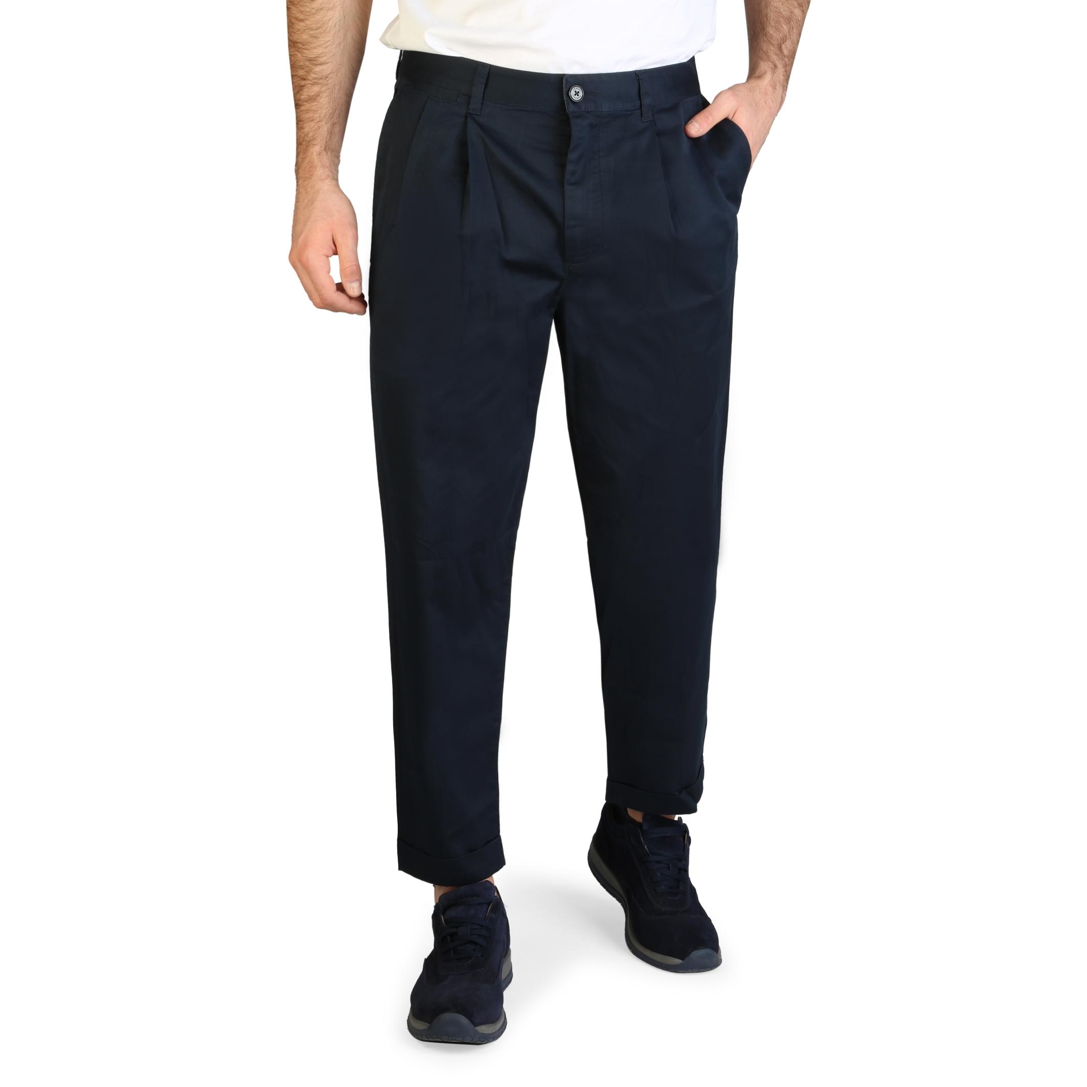 Mergi la Pantaloni Armani Exchange 3ZZP06_ZNBZZ Albastru