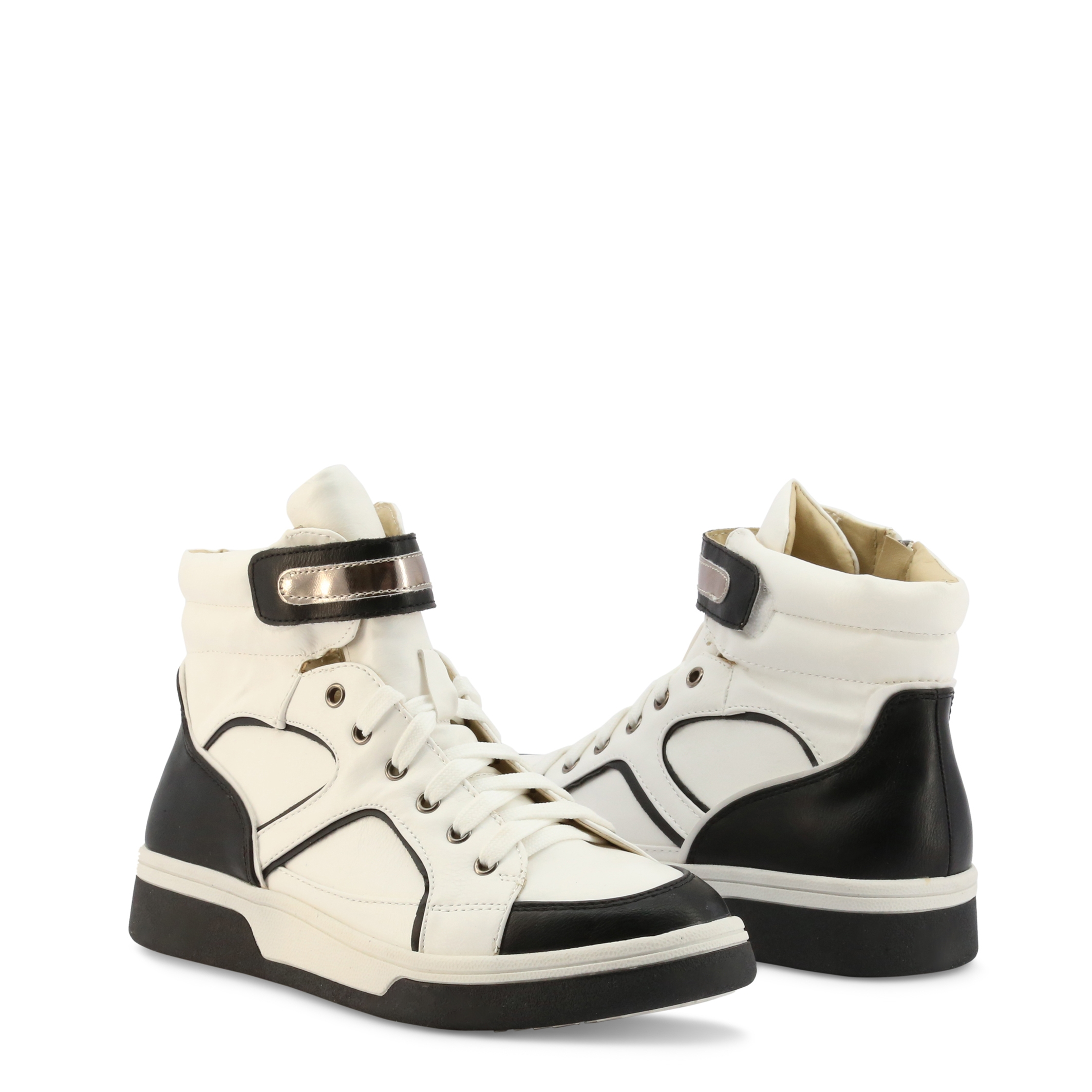 Pantofi sport Roccobarocco RBSC0LQ03 Alb