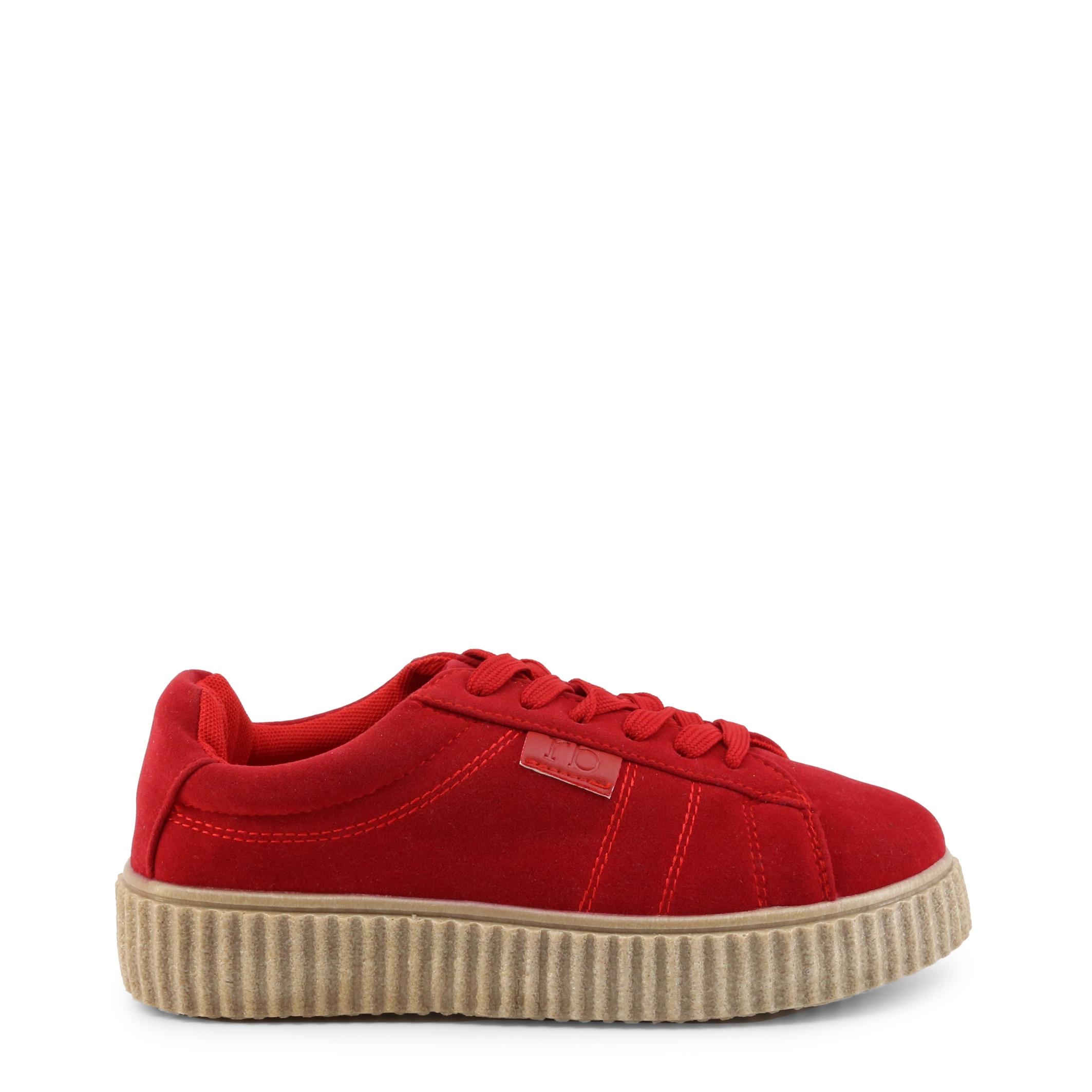 Pantofi sport Roccobarocco RBSC2FL01CAM Rosu