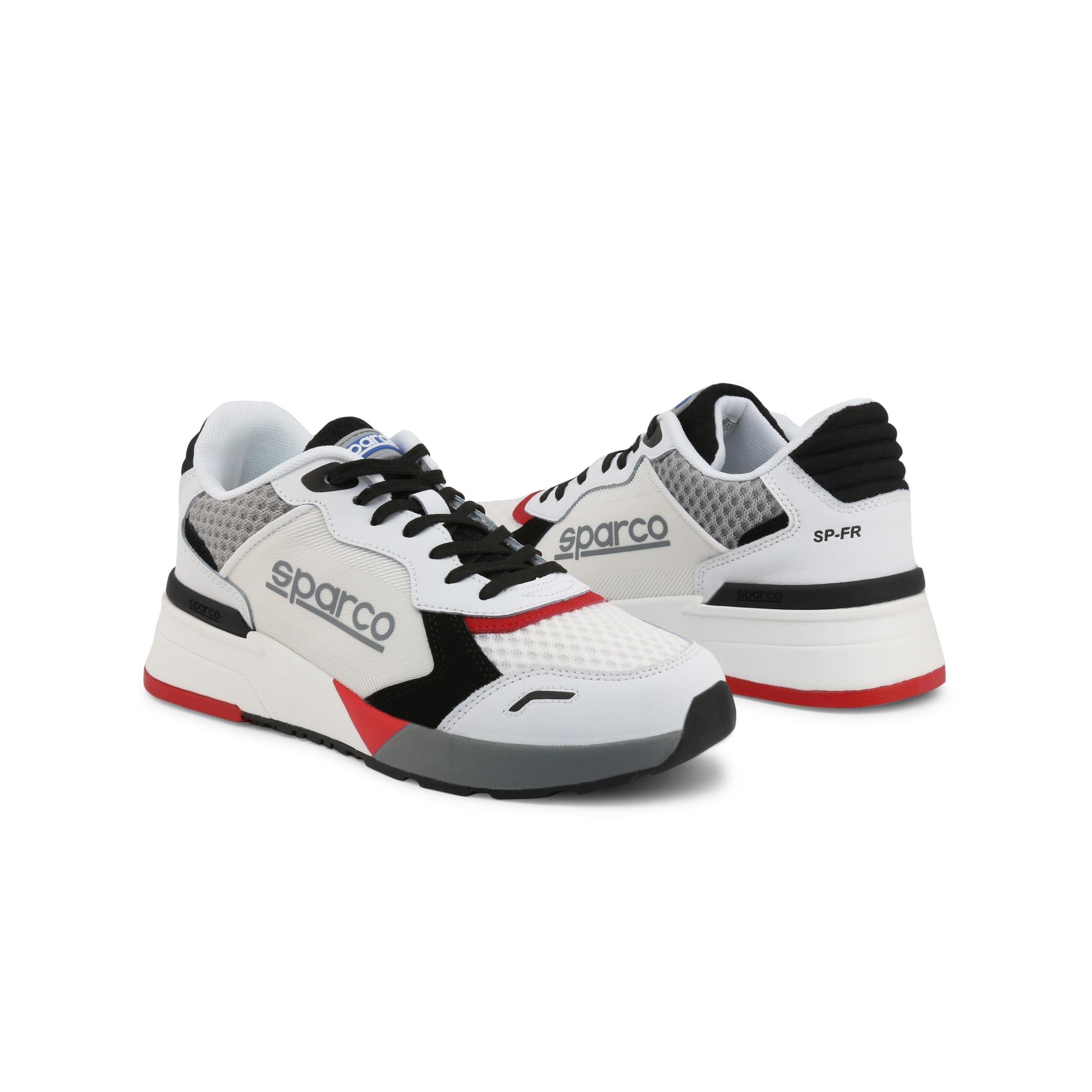 Pantofi sport Sparco SP-FR Alb