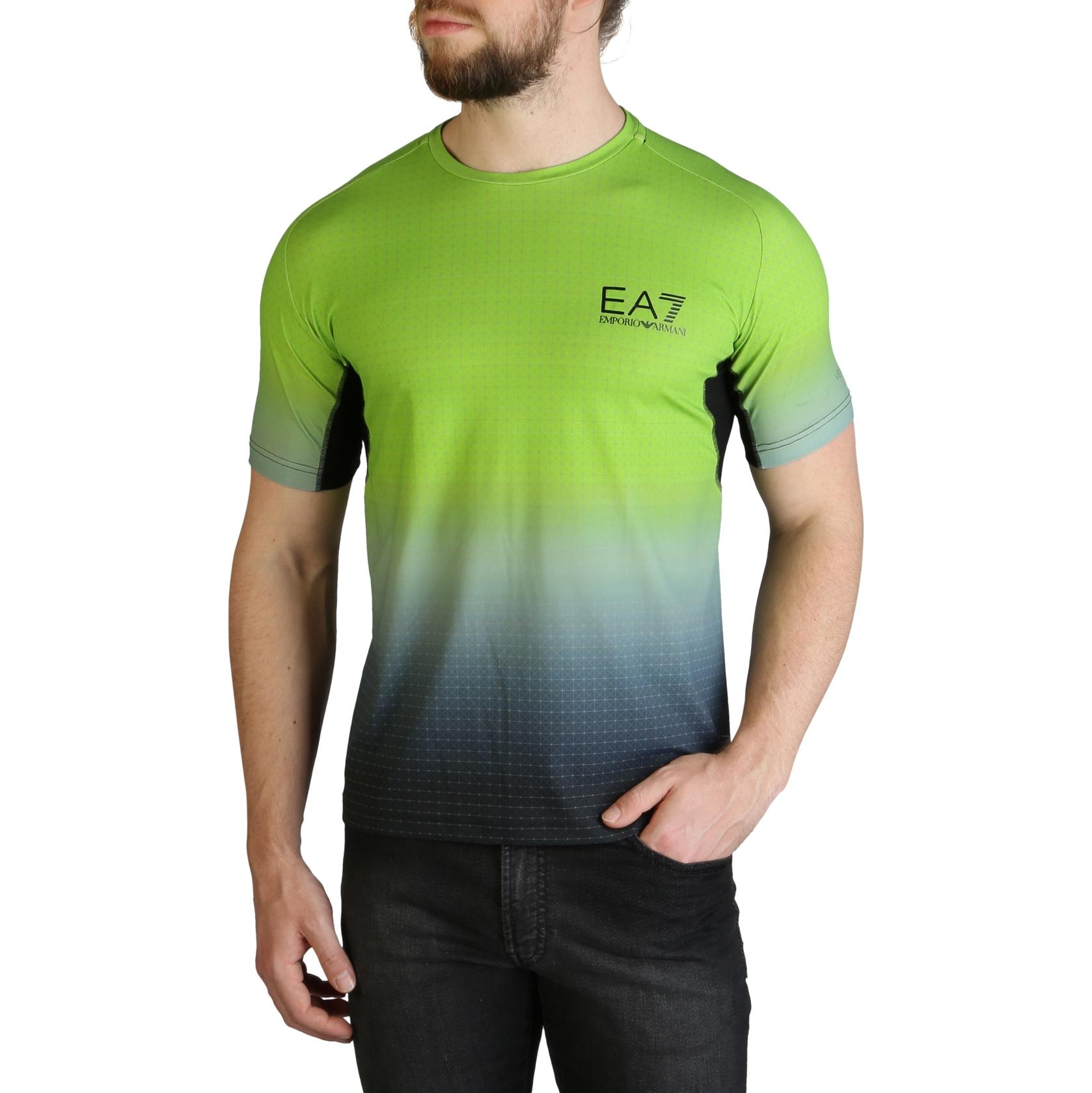 Mergi la Tricouri Ea7 3GPT93_PJ2BZ Verde