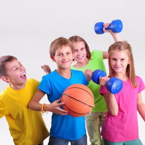 Echipament sportiv copii